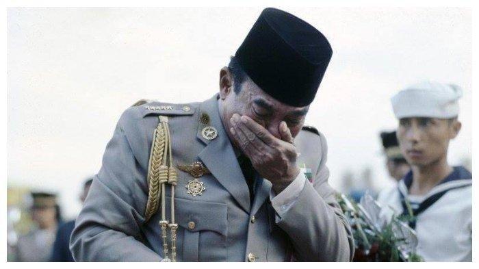 Kisah Presiden Pertama Soekarno, Tidak Segan-segan Meminjam Uang, Sahabatnya Kaget