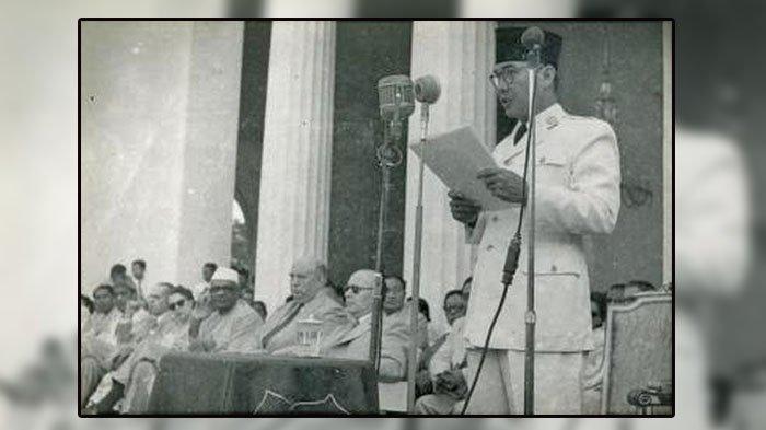 6 Juni 1901 Soekarno Lahir, Sejak Belasan Tahun Sudah Rajin Nulis di Surat Kabar, Nama Penanya Bima