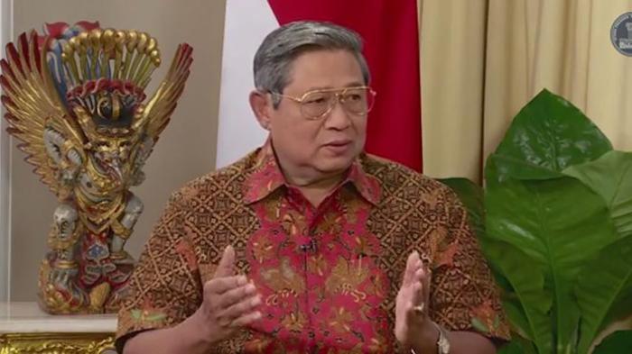Dituduh Jadi Dalang di Sejumlah Aksi Demonstrasi, SBY: Sakit Hati Saya Pak Jokowi