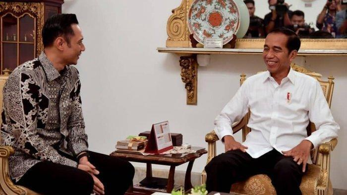 Tak Peduli Signal Ditolak KIK, Demokrat Merapat ke Jokowi, Tidak Marah tak Diundang PDIP