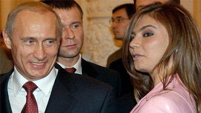 Sosok Alina Kabaeva, Disebut Istri Simpanan Presiden Putin, Secret First Lady yang Hilang Misterius