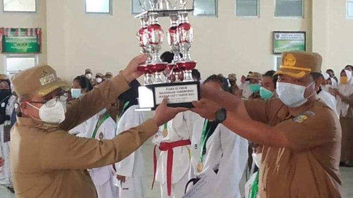 Atlet Taekwondo Bolmut Sulut Sabet 7 Medali Emas dan 2 Perunggu