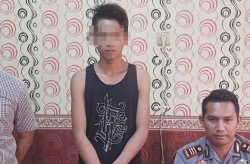 Buron 3 Bulan, Pelaku Utama Penganiayaan dengan Tombak di BanjerDiciduk Polisi