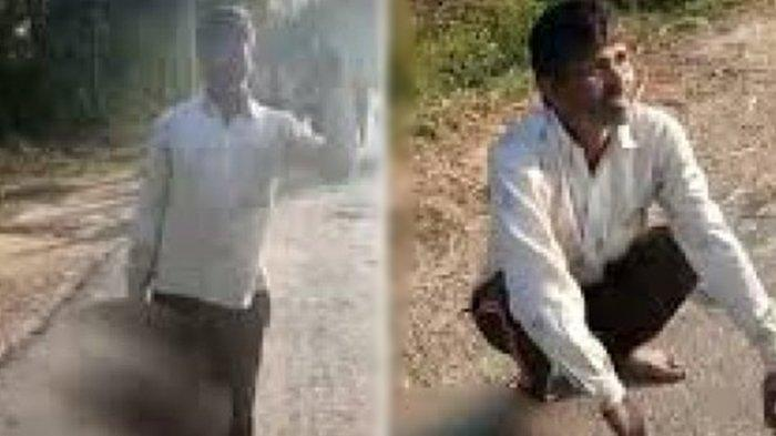 Ayah Penggal Putrinya karena Pacaran Bersama OTK, Terekam Video Bawa Kepala Anaknya Keliling Jalanan