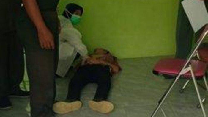 Pria Tiba-tiba Pingsan Setelah Disuntik Vaksin Corona, Penyebab Diungkap Dinkes