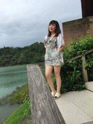 (Torang Kanal) Pricylia Siwi, Indahnya Danau Linow