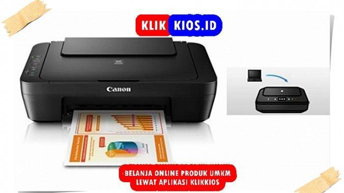 Belanja Yuk! Ada Printer Canon MG2570S di Kios UMKM Sulut