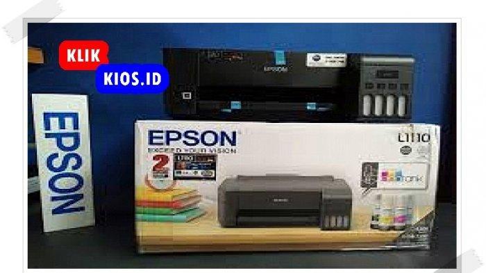 Belanja Yuk! Ada Printer Epson di Kios UMKM Sulut