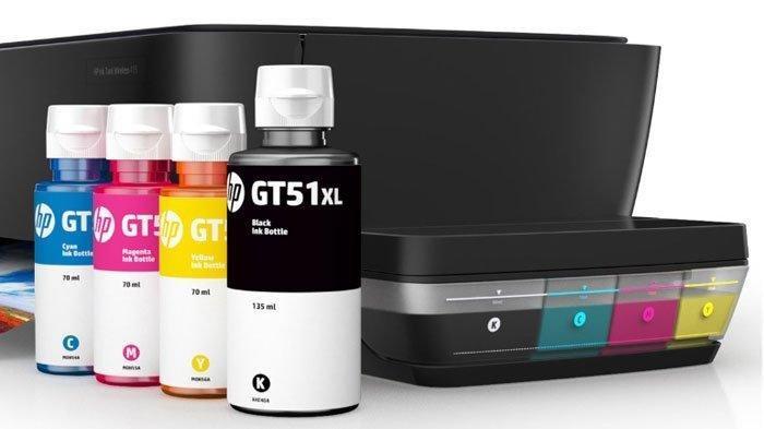 3 Printer InkTank HP Jadi Rekomendasi, Harga Ekonomis untuk #BekerjaDiRumah dan #BelajarDiRumah
