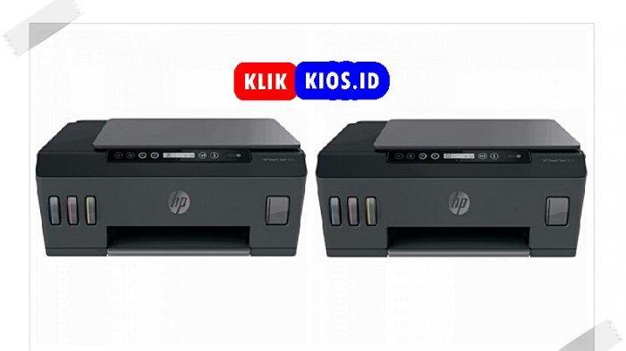 Belanja Yuk! Ada Printer HP Smart Tank di Kios UMKM Sulut