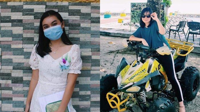 Gadis Cantik Asal Minsel Priskila Mangindaan, Salut Gerak Cepat Pemerintah Bantu Korban Bencana