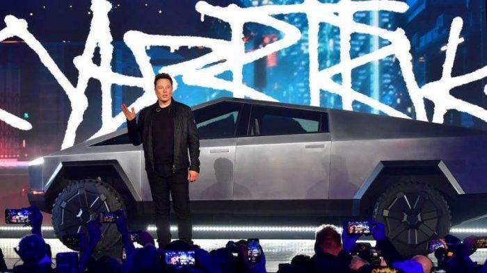 Cybertruck buatan Tesla Banjir Peminat, Segini Harga Produk Terbaru Tesla Design Center Tersebut