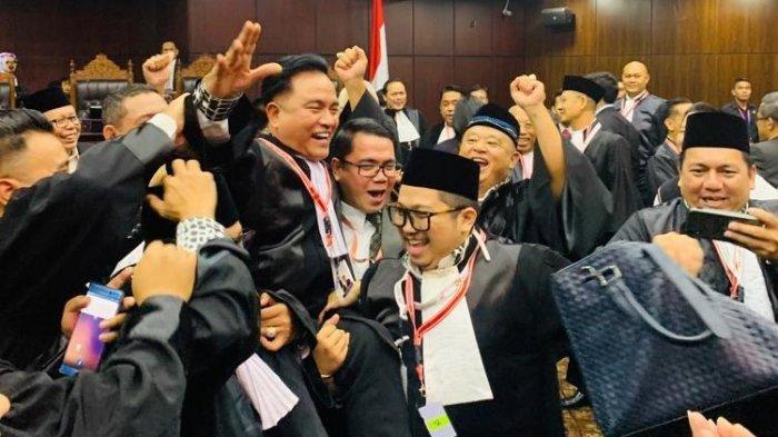 Tim Hukum Pasangan 01 Siap Dampingi Jokowi- Ma'ruf Amin