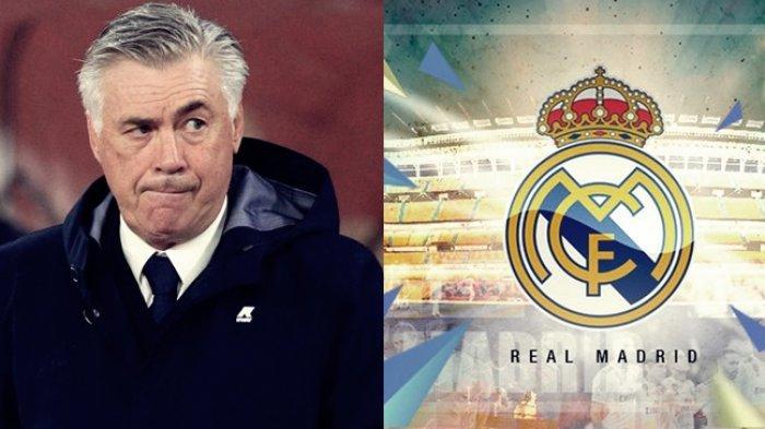 PROFIL Carlo Ancelotti Pelatih Baru Real Madrid, Pernah Dipecat Namun Dipilih Kembali