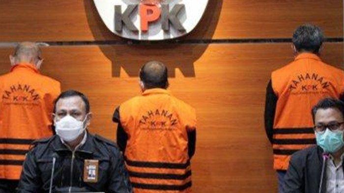Sosok Edy Rahmat, Orang Kepercayaan Nurdin Abdullah yang Ikut Ditangkap KPK, Kini Jadi Tersangka