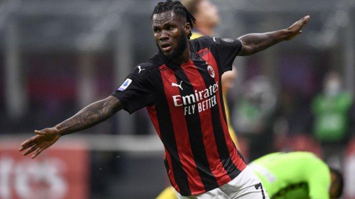 Profil Franck Kessie, Pahlawan AC Milan yang Sukses Mengantar Lolos ke Liga Champions