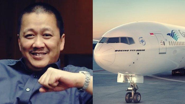 PROFIL Irfan Setiaputra, Dirut Garuda Indonesia, Sempat Undur Diri di BUMN karena Soal Gaji