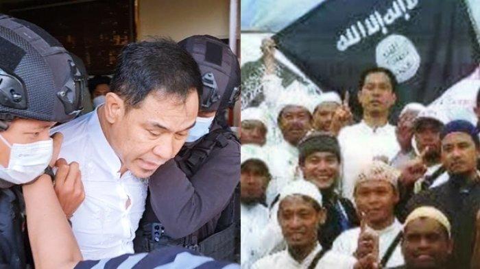 Densus 88 Tangkap Tiga Mantan Petinggi FPI Diduga Terkait Kasus Munarman, Bekas Markas FPI Digeledah
