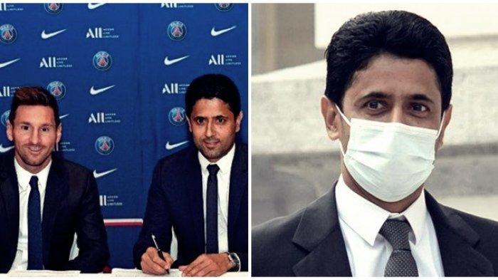 Profil Nasser Al-Khelaifi, Bos Paris Saint-Germain Sukses Rekrut Messi, Ayahnya Nelayan Mutiara