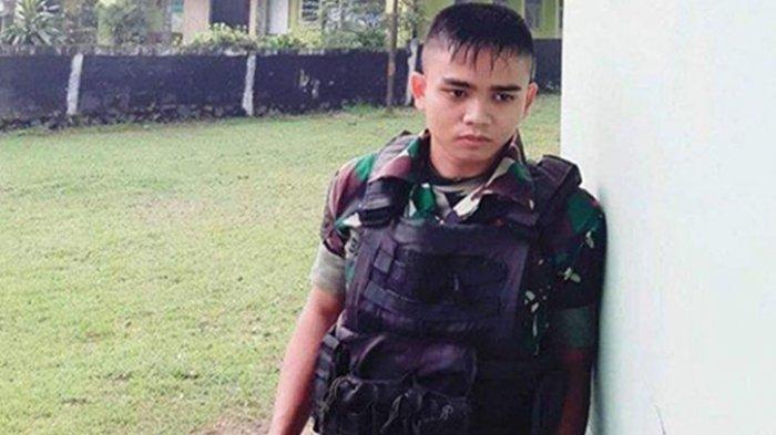 Sosok Prajurit TNI yang Gugur Ditembak KKB Papua, Baru Jadi TNI Selama 4 Tahun, Tertembak di Kepala