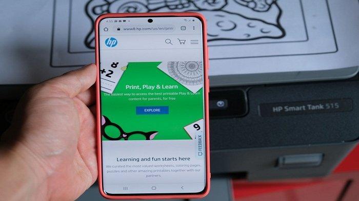 Program Terbaru HP Print, Play & Learn Bantu Orang Tua Berikan Aktivitas Edukatif dan Bermanfaat