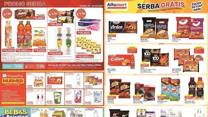 Promo Alfamart 5 Juli 2021, Diskon Harga Popok Bayi, Beli 2 Gratis 1, Cek Katalog di Sini