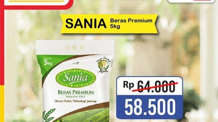 Promo Alfamart Terbaru Hari Ini Kamis 26 November 2020, Beras Premium 5 kg Hanya Rp 58.500
