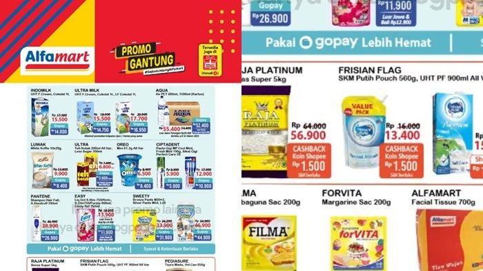 Promo Alfamart 28 Maret 2021, Diskon Harga Beras, Belanja Murah, Beli 1 Gratis 1, Cek Katalog