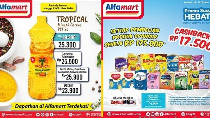 Promo Alfamart Terbaru 19 Oktober 2020 Minyak Goreng Turun Harga Selengkapnya Cek Katalog Halaman All Tribun Manado