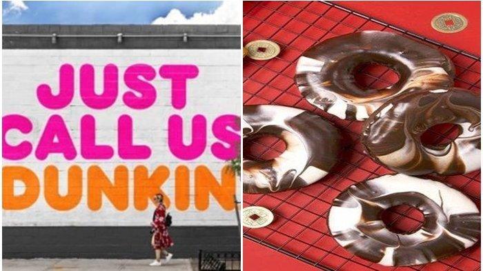 Promo Dunkin Donuts Hari Ini Spesial Valentine, Beli 8 Gratis 4 Donuts Classic, Buruan!
