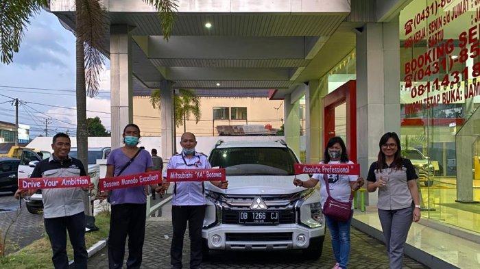 Promo Bosowa Berlian Motor Kredit Xpander Dan Xpander Cross Bunga 0 Persen Lho Tribun Manado