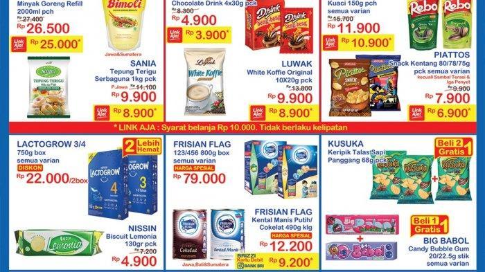 Promo Indomaret 14 Maret 2021, Harga Hemat Minyak Goreng hingga Susu, Cek Katalog di Sini