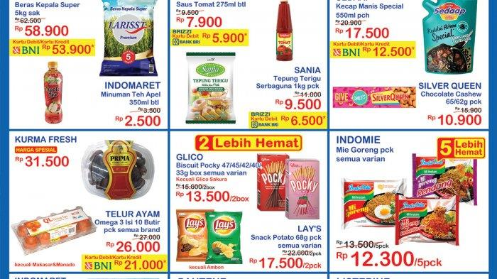 Promo Indomaret 27 Februari 2021, Diskon, Tebus Murah Detrjen, Shampoo dan Susu, Cek Katalog