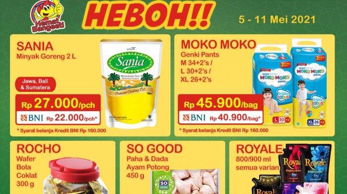 Promo Indomaret 5 Mei 2021, Diskon Harga Susu dan Minyak Goreng, Beli 2 Gratis 1, Cek Katalog