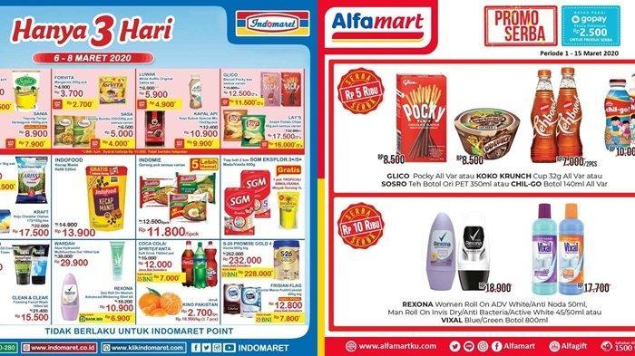 Daftar Harga Promo Indomaret Dan Alfamart Dapatkan Diskon Minyak Goreng Hingga Alat Mandi Tribun Manado