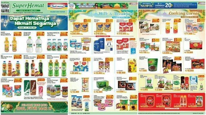 Promo Indomaret 17 Mei 2021, Harga Murah Popok Bayi, Beras Minyak Goreng dan Biskuit, Cek Katalog