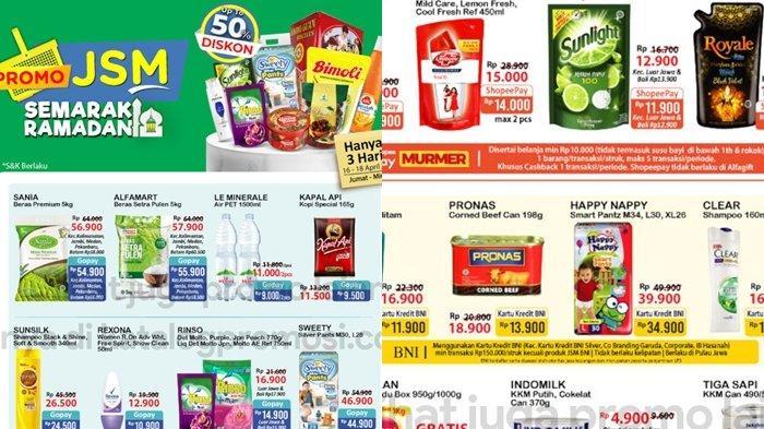 Promo Alfamart 17 April 2021, Diskon hingga Harga Murah Makanan dan Minuman Buka Puasa, Cek Katalog