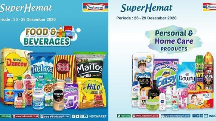 Promo JSM Indomaret Hari Minggu 27 Desember 2020,Mi Instan Tambah Rp 2.000 Dapat 3 Cup, Cek Katalog