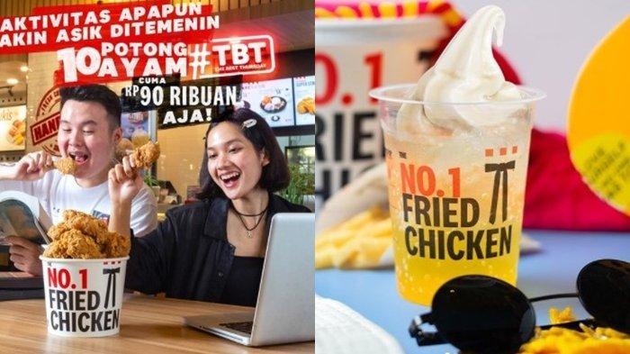 Promo KFC 24 Juni 2021, Spesial Hari Kamis, Beli 9 Potong Ayam Harga Cuma Rp 90 Ribuan, Buruan!