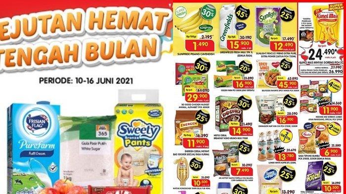 Promo Superindo 16 Juni 2021, Diskon 50 Persen hingga Super Hemat untuk Pembelian Minyak Goreng