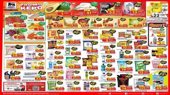Promo Superindo 7 Maret 2021 Harga Minyak Goreng Super Murah, Diskon Kurma dan Sirup, Cek Katalognya