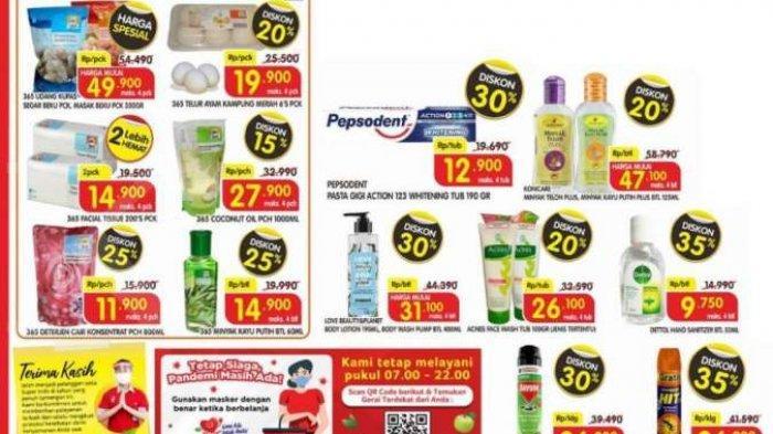 Promo Superindo Hari Ini, Diskon Harga Sabun dan Produk Kebutuhan Dapur, Cek Katalognya!