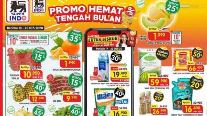 Promo Superindo Terbaru, Serba Murah, Minyak Bimoli Hanya 22 Ribuan, Cek Katalog di Sini!
