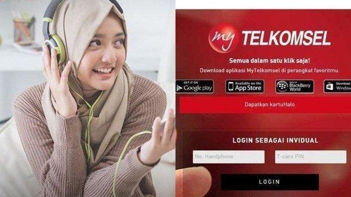 SIMAK, Cara Dapat Paket Internet Murah dan Kuota Gratis dari Telkomsel Spesial Bulan Ramadan 2021