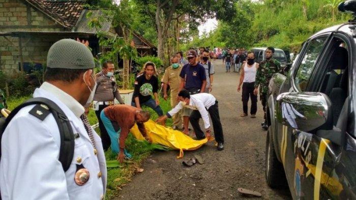 Kecelakaan Maut Tadi Siang, Seorang Anak Umur 12 Tahun Tewas di Tempat, Ngebut Terbentur Bak Truk