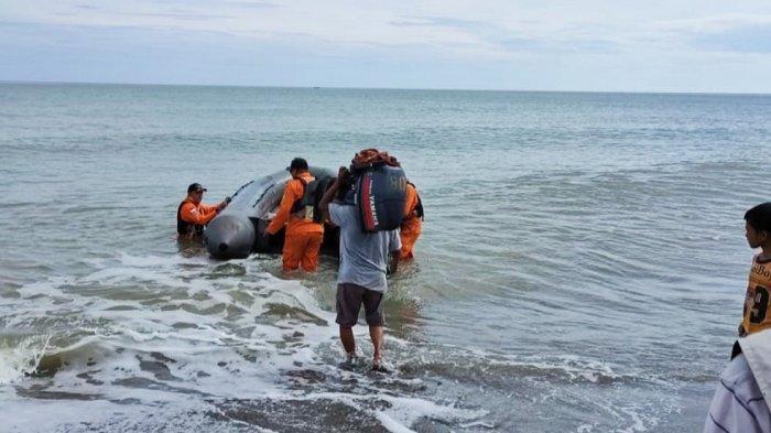 Tim Gabungan Dikerahkan, Satu Nelayan di Bolmut yang Hilang Masih Belum Ditemukan