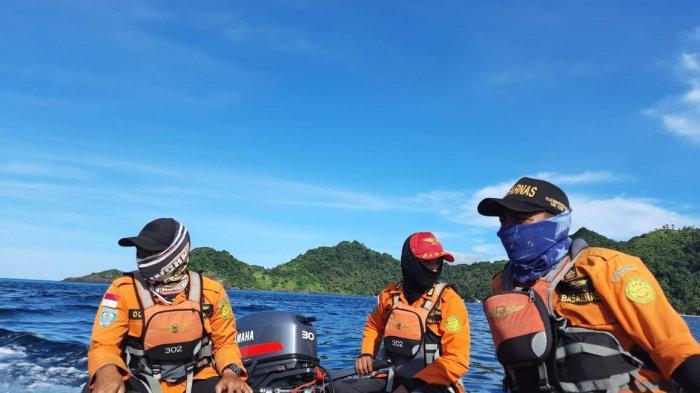 Pencarian Nelayan Asal Buhias Sitaro Dihentikan, Keluarga Korban Iklas