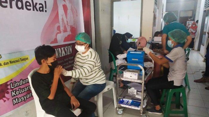 Pemkab Bolmong Terima 1250 Vaksin Moderna