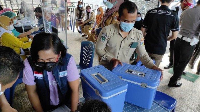 Vaksinasi Covid-19 Gelombang Kedua di Kotamobagu Capai Angka 80 Persen