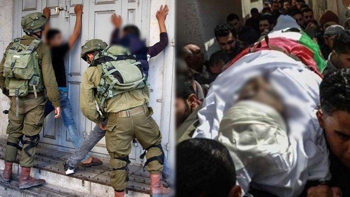 45 Mahasiswa Universitas Birzeit Ditangkap Tentara Israel, Dituding Lakukan Operasi Teror Hamas